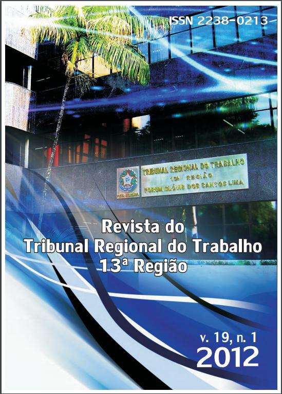 CAPA TRT 13